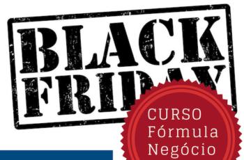 Fórmula Negócio Online na Black Friday com Mega Desconto!
